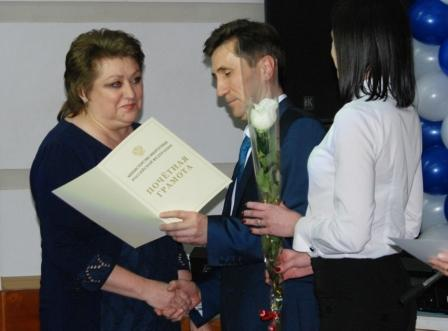 Специалисты Курскэнерго награждены за профессионализм